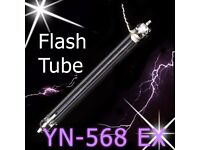 Yongnuo YN-568 YN-568EX Flash Tube Xenon lamp repair replacement part