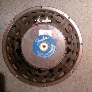 Fender 12 inch speaker