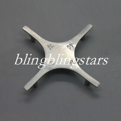 Dental Orthodontic Metal Brackets Positioner Positioning Boone Height Gauge