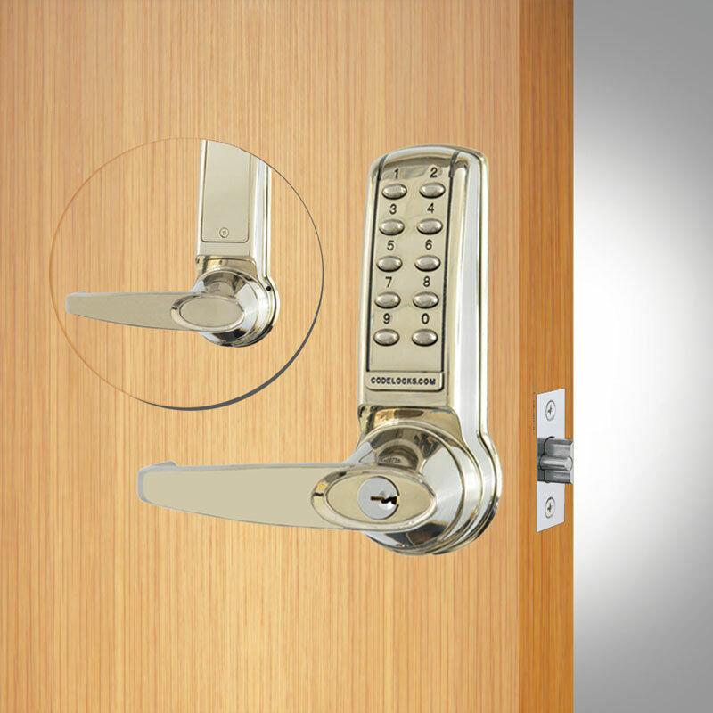 Codelocks CL4010 Electronic Digital Lock SS (CL4010)