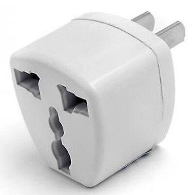 Universal EU UK AU to US USA AC Travel Power Plug Adapter Converter US Seller