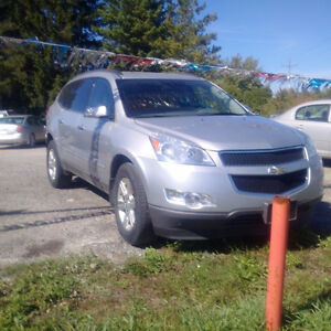 2010 Chevrolet Traverse LT1 AWD SUV, Crossover