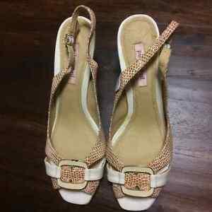 New Women's Pilar Abril Shoes Real Leather size 10 Gatineau Ottawa / Gatineau Area image 2