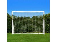 Joblot of brand new football gear including goal, rapid fire rebound net plus lots more