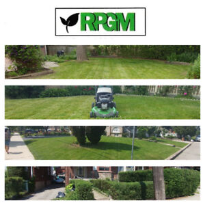 Affordable and Quality Lawn Care in the GTA