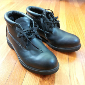 Men's black Timberland boots - Never worn - Size 10