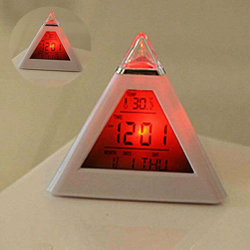 Clock+Cool+Novelty+Gadget+For+Kid+Birthday+Ideal+Xmas+Present+Gift