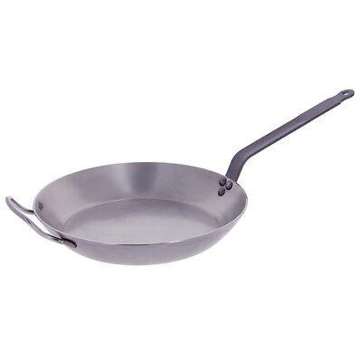 """de Buyer """"Carbone Plus"""" Steel Frying Pan, Made of Heavy Qual"""