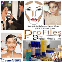 Esthetic Cosmetologist Specialty Beauty Wedding Makeup Artist