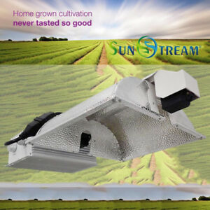 Commercial Grow light 347 volts Sunstream Double Ended 1000w HPS