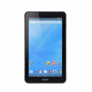 "ACER 7"" TABLET 16GB ANDROID 5"