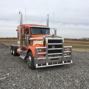 Prices To Sell 2013 Kenworth w900B Regina Regina Area image 1