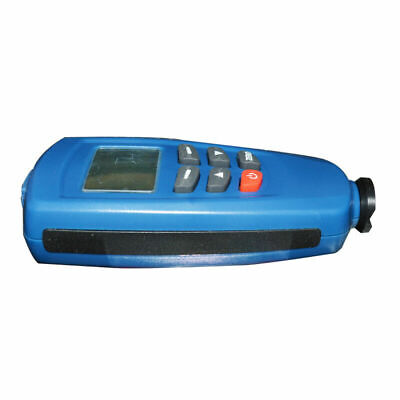 Digital Coating Thickness Tester Meter Gauge Magnetic Inductionnew