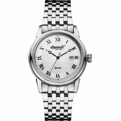 black friday sale now on Ingersoll Grafton Watch INQ030WHSL R.R.P £169.99 ++