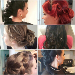 MOBILE BEAUTY HAIR MAKE UP TEAM AT HOME 50$