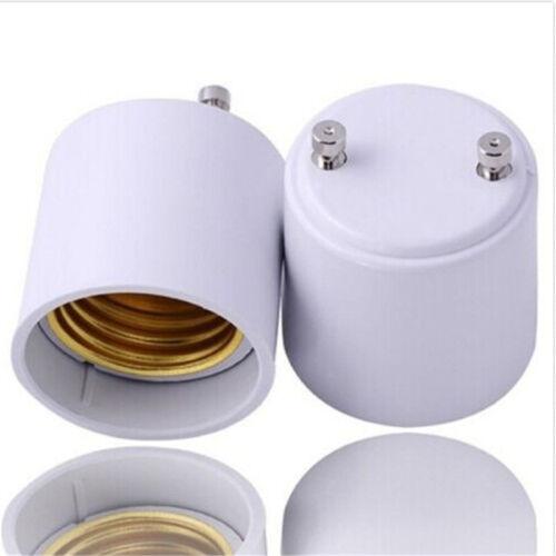 Edison Screw ES E27 To GU24 Light Bulb Adaptor Holder Converter Base Lamp Socket
