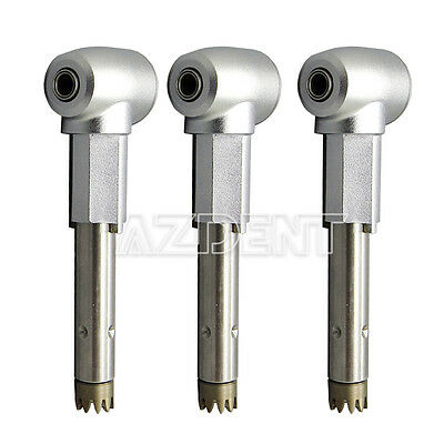 3 X Dental Inner Channel Contra Angle Head Fit Kavo Intra 68lh Handpiece Azdent