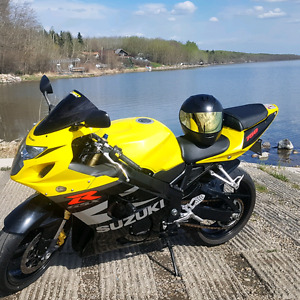 GSXR 750 trade for Sled