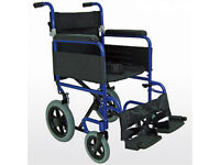 For sale Z-Tec 600 601A Lightweight folding wheelchair