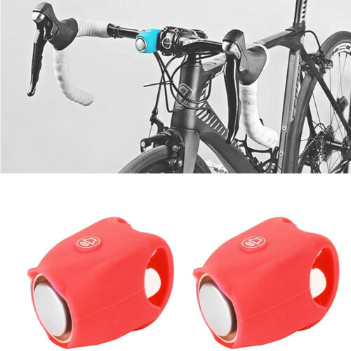 Bike Electric Horn 6 Sound Loud 120db Bicycle Bell Ring Siren Speaker Safety