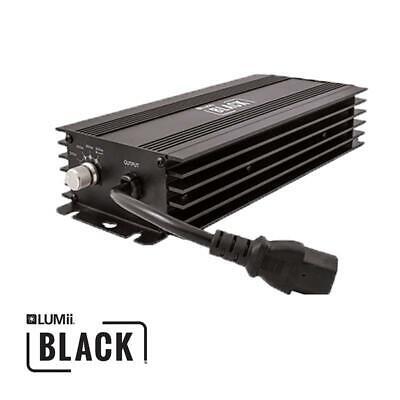 LUMii Black 600w Dimmable Digital Ballast Grow Tent Grow Light 250w 400w 660w UK