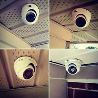 SECURITY CAMERA SYSTEMS CCTV WITH REMOTE VIEW