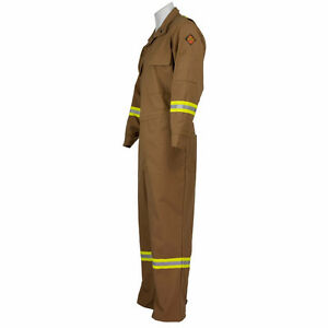 NEW Coveralls Overalls w/ reflective strips many sizes