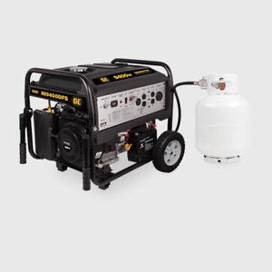 Generator 9400 Watt Dual Fuel (Brand New) - $1300