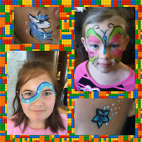 Face Painting For Children's Parties/Events