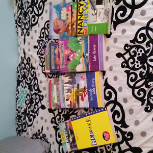 Several kids books - Nancy Drew, Beacon St.Girls  Entire lot $7!
