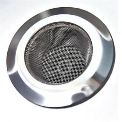 Stainless Steel Filter Drain Sewer Sink Strainer Kitchen Clean Utensil Supplies Clean Stainless Steel Utensils