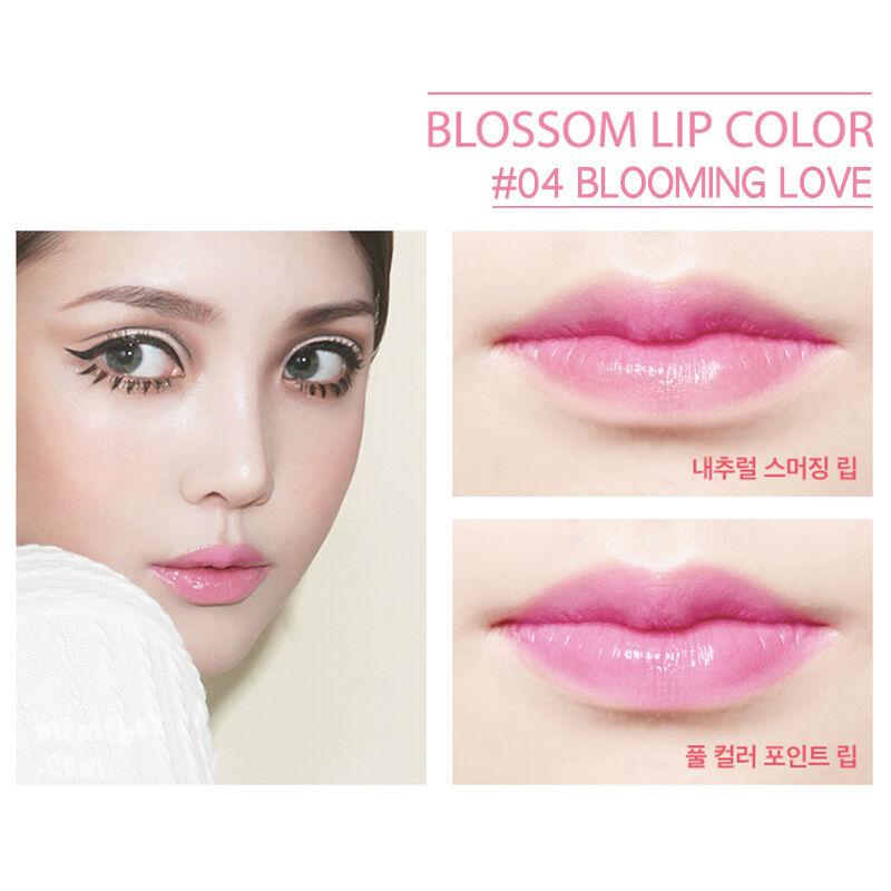 ผลการค้นหารูปภาพสำหรับ Pony Effect Shine Easy Glam Blossom Lip Color