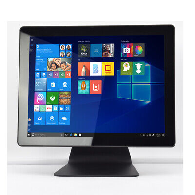 All In One Point Of Sale Terminal 15 Touch Flat Panel Win 10 Retail Pos