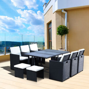Outdoor Patio Furniture Dining Dinner Set -Call 6476998240