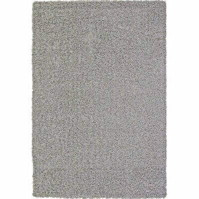 Abacasa Domino Light Grey 8x10 Area Rug