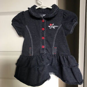 GUESS/ GAP baby girl size 6-9, 6-12M