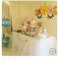 Eden Event decoration and styling