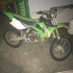 Mint Kawasaki KX100