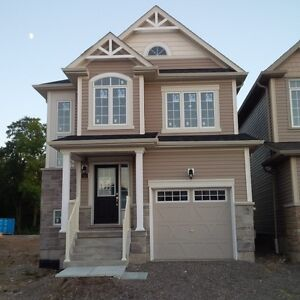 Detached 3 bedroom house 1 KM from 401/HWY 8 .