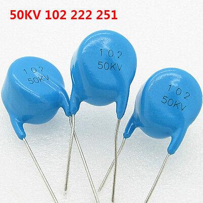 50kv 102 222 251 K High-voltage Ceramic Capacitor