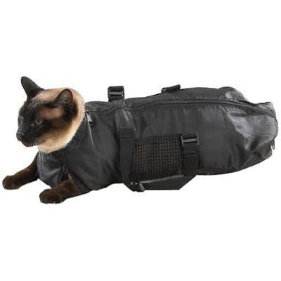 Pet Supply Cat Grooming Bag - Cat Restraint Bag, Cat Grooming Accessory C7V7