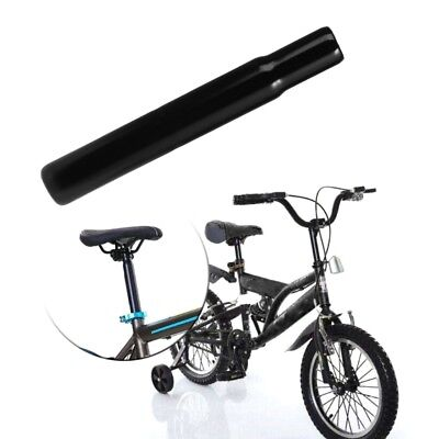 Bicycle Laidback Black Seat Post 22.2 W//Support Lowrider Chopper Cruiser Bike