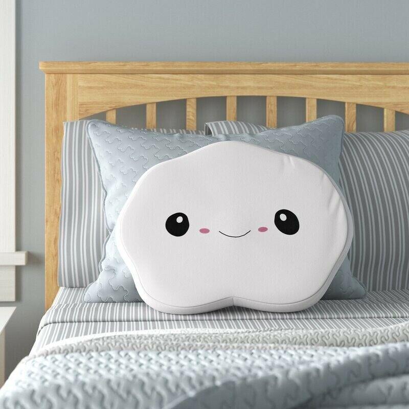 My-ku-Mo  Original Pillow Brand New White with Tags