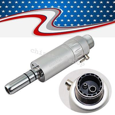 Dental E-type Air Motor Handpiece 2 Hole Slow Low Speed Micromotor Sale