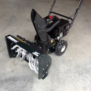 REDUCED PRICE - Almost new Bolens 2-Stage 22-Inch Snow Blower