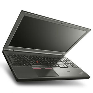 Thinkpad Workstation W541 i7 Quad Core 32GB Ram 1920x1080