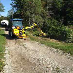 ORSI Ditch Mower