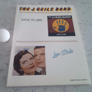 The J. Geils Band, Piano/Vocal/Chords, 1984 Kitchener / Waterloo Kitchener Area image 1