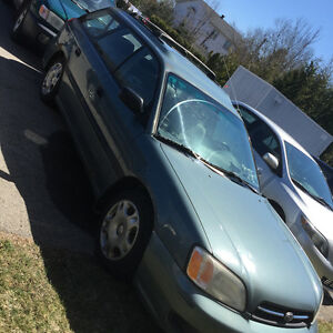 2001 Subaru Legacy Familiale