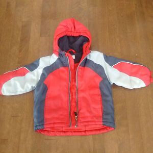 Winter coat (snow pants available too) size 18m - 3T Kitchener / Waterloo Kitchener Area image 1